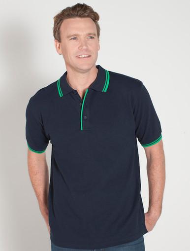 JB's Wear Contrast Polo