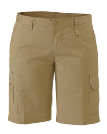 Bisley Womens Drill Light Weight Utility Short