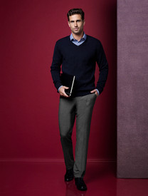 Mens Rococo Slimline Leg Pant with Milano Jumper