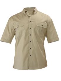 Bisley Mini Twill Short Sleeve Shirt