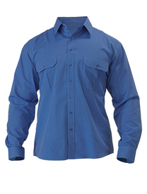 Bisley Metro Long Sleeve Shirt