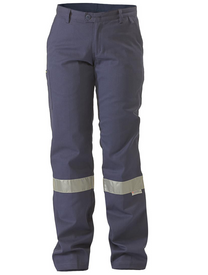 Womens Taped Drill Pant