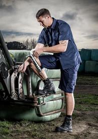 Mens Cordura Duckweave Shorts