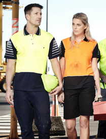 Womens Zone S/S Polo