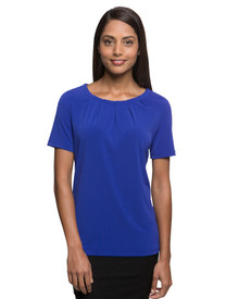 Cobalt Zoe Stretch Knit Top