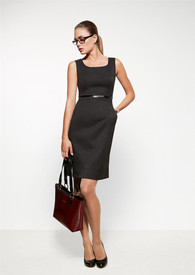 Sleeveless Cool Stretch Dress