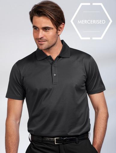 Mercerised Cotton Polo
