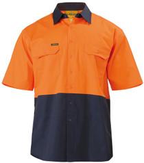 2 Tone  Cool S/S Shirt