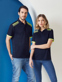 Talon Biz Cool Ladies Mesh Polo
