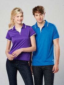 Miami Biz Cool Ladies Polo - DISCONTINUED NO RETURN