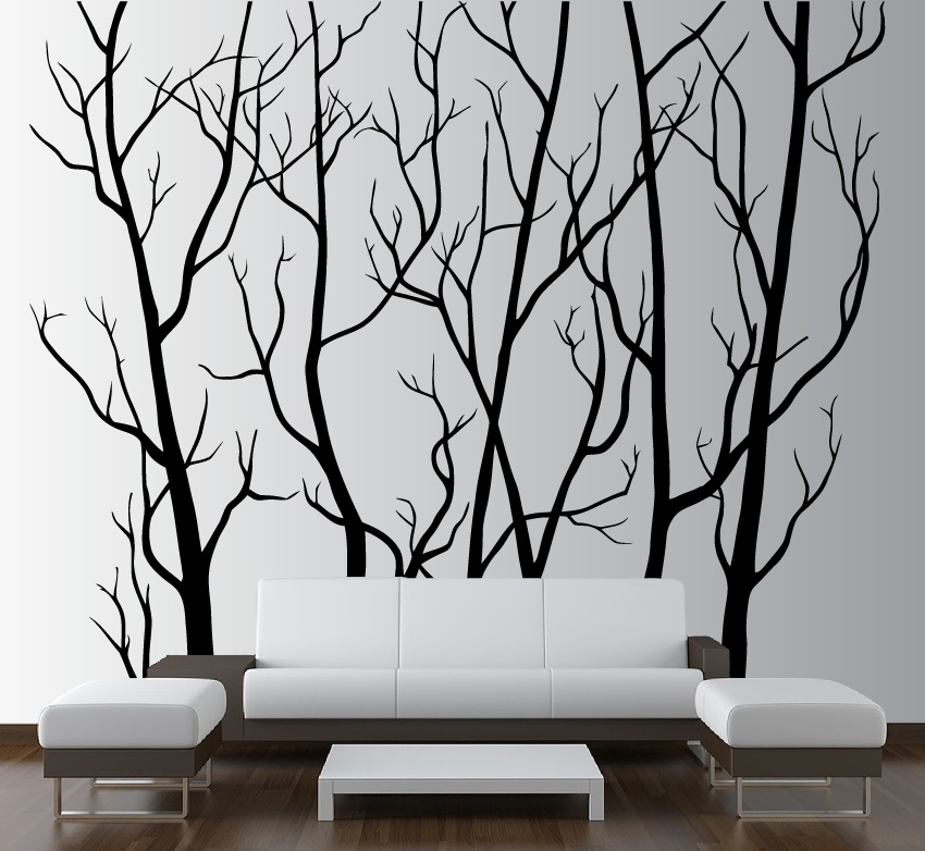 Vinyl Trees For Walls