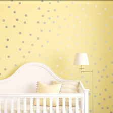 Polka Dots Peel and Stick Wall Decals #1326