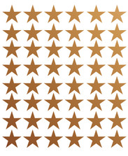 Star Peel and Stick Wall Decals #1336
