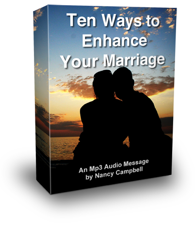 Ten Ways to Enhance Your Marriage cover