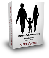 POWERFUL PARENTING - Downloadable MP3 Version