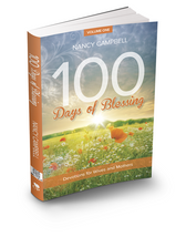 100 Days of Blessing Volume 1 - E-Book Format