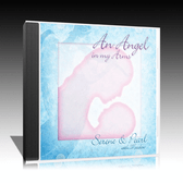 AN ANGEL IN MY ARMS - Music CD