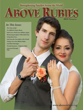 Above Rubies Magazine - Issue #92