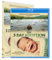 The Five Day Adoption - DVD