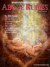 Above Rubies Magazine - Issue #95