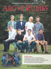 Above Rubies Magazine - Issue #96