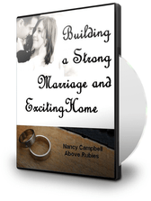 BUILD A STRONG MARRIAGE AND EXCITING HOME - Teaching CD