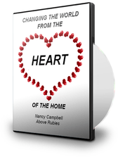 Changing The World From The Heart Of Your Home - 4 CD Set