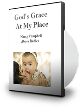 GOD'S GRACE AT MY PLACE - Teaching CD