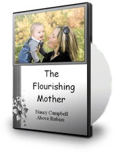 THE FLOURISHING MOTHER - Teaching CD