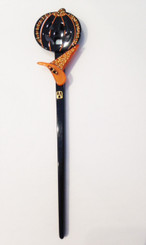 HALLLOWEEN STICK WITH CRYSTALS #15852N
