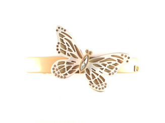 BARRETTE MEDIUM BUTTERFLY AA8-16708-05S