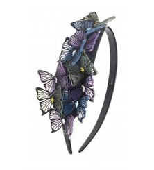 "HEADBAND ""PAPILLON RAINBOW"" AHB-14240-02L"