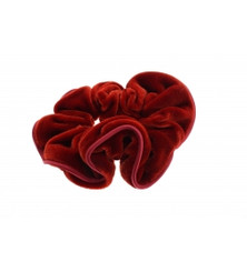 TCH-17403-GMB SCRUNCHIE VELVET LARGE