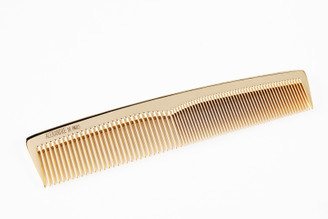Hair Comb LARGE Gold Gilded NPGN-50055D