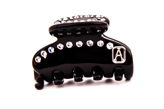 JAW CLIP BABY WITH CRYSTALS ACCB-2849-04N.