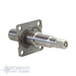 "Dexter Posi Spindle 1 1/16"" x 1 3/8"" Spindle with Flange - 002-162-42"