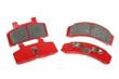 Kodiak 5-6 Lug Disc Brake Pad - DBC-225-CERM-PD