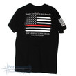 Nine Line Apparel - The Thin Red Line T-Shirt