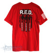Nine Line Apparel - R.E.D. Remember Everyone Deployed T-shirt