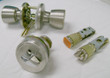 Door Lock Combo Set Stainless - B295126