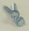 "1"" Hex Head Screws - B262615"