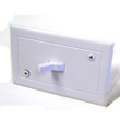Light Switch White - B222327