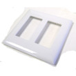 Double Light Switch Plate - B222332