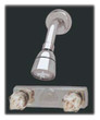 """4"""" Shower Faucet - B374401"""