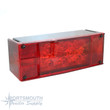 Tail Light - Left - Low Profile - LED - 7288B