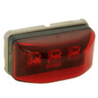 Side Marker Light - LED - Stud Mount - 588BR