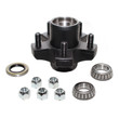 "5 Lug on 4.50"" Hub Kit - 1""x 1"" - PTS008-259-1KT"