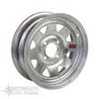 "13"" Wheel - 4 Lug - Galvanized - LS134LG"