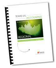 NEW for 2016!  ADVANCED Regional Practice Packet 3 by Alan Barkemeyer