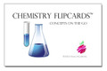 UIL Science FlipCards - Chemistry